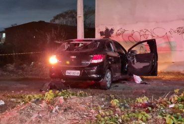 Mulher é assassinada a tiros e pedradas enquanto voltava da academia em Fortaleza